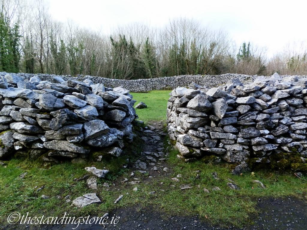 Mooghaun Fort, Mid Clare Way