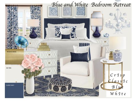 CLASSIC BLUE AND WHITE BEDROOM RETREAT JPEG