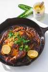 Spice Rubbed Roast Chicken