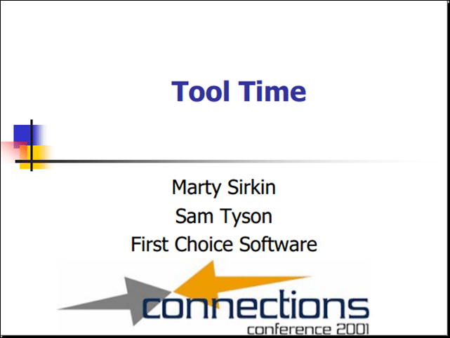 ToolTimeSlide