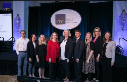 STC board members at 2017 Summit