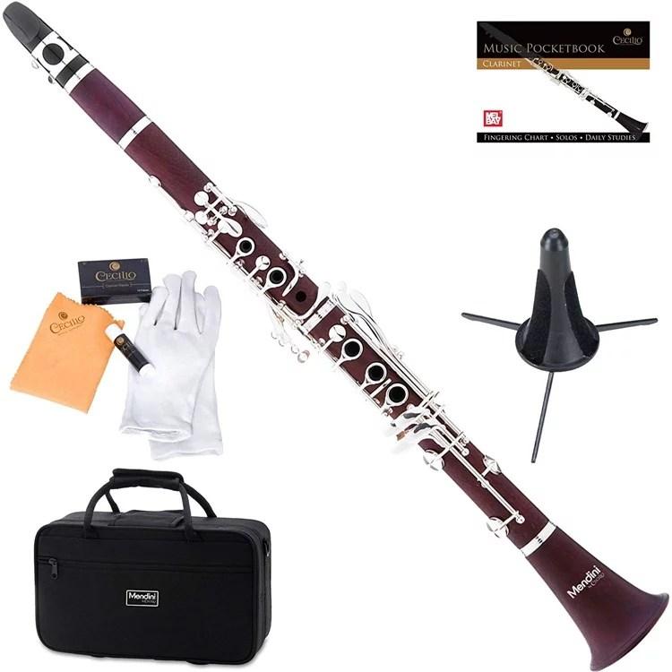 Mendini Clarinets by Cecilio