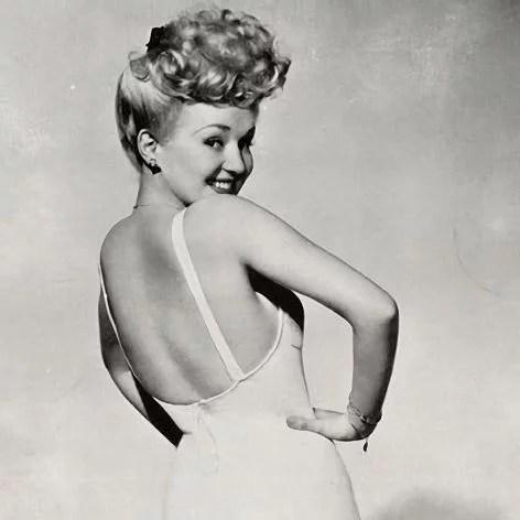 Betty Grable 20th Century Fox