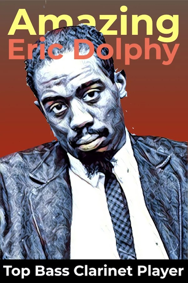 Eric Dolphy Bass Clarinet.001