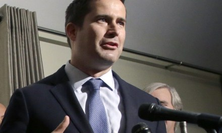 Marine Seth Moulton Jumps into 2020 Fray, Joining Crowded Democrat Field