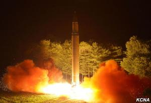 Wire: North Korea Test-Fires New Tactical Guided Weapon