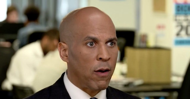 Booker: Trump 'Injecting Fear into Our Country' with Threat to Release Illegals in Sanctuary Cities