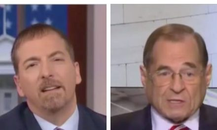 NBC's Chuck Todd Lets Jerry Nadler Spread Fake News About Don Jr's Trump Tower Meeting
