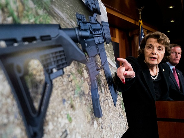 Dianne Feinstein Uses 2007 Handgun Attack to Push More Gun Control