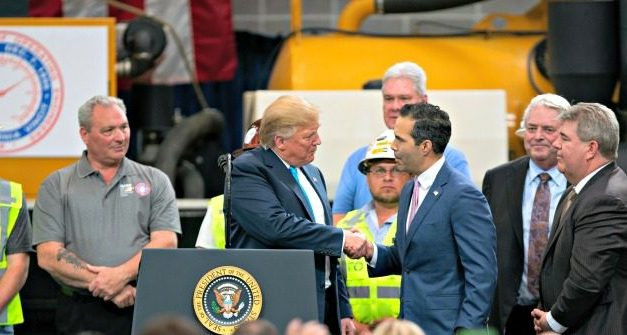 Donald Trump Praises George P. Bush: 'This Is the Only Bush that Likes Me!'