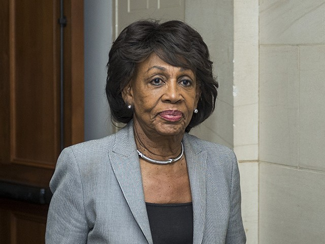 Maxine Waters: The Public Wants Us To Fight to Get Trump's Tax Returns