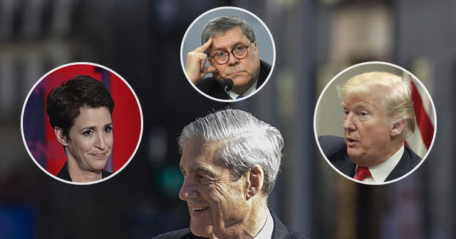 DOJ: Mueller Report Likely to Be Released Thursday
