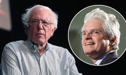 Clinton Loyalist David Brock Plotting Anti-Bernie Sanders Campaign