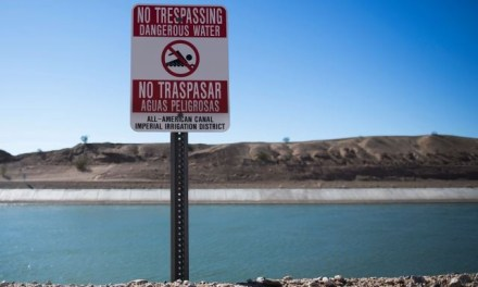 Migrant Drowns Attempting to Illegally Cross California Border Canal