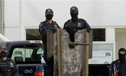 6 Cartel Operatives Killed in Shootout with Mexican Cops