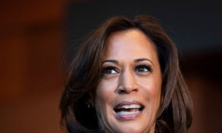Kamala Harris Says Legalize Marijuana to 'Restore Justice'