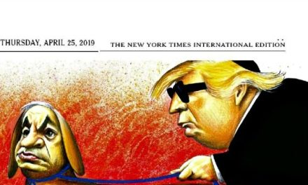 NYT Suspends All Future Syndicated Cartoons Amid Antisemitism Crisis
