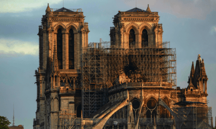 Donations Reach E1Bn to Rebuild Notre-Dame Which Was '30 Minutes' Away from Total Destruction