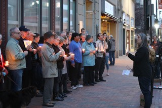 'Unplanned' Sparks Thousands to Candlelight Vigils Outside Planned Parenthood Clinics
