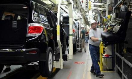 U.S. Manufacturing Slump Continued in March