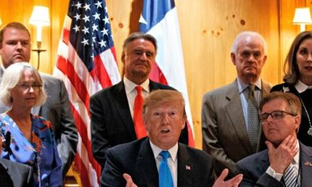Donald Trump Deeply Moved by Border Crisis Stories from Texas Landowners