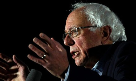 Socialist Sanders' Tax Returns Reveal Presidential Hopeful in Top 1% of U.S. Earners