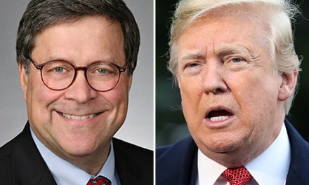 Attorney General William Barr: 'I Am Reviewing the Conduct' of FBI Investigation into Trump Campaign