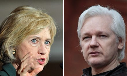 Mueller Report: Julian Assange Said He Would Prefer GOP Beating 'Sociopath' Hillary Clinton Back in 2015