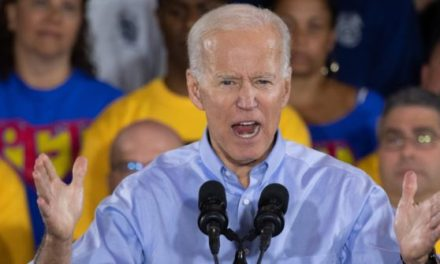 Nolte: Frail Joe Biden Slurs Through First Speech as 2020 Candidate