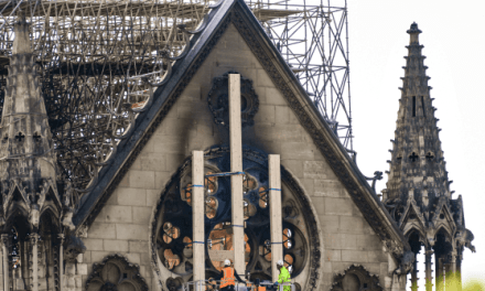 Here Come the Architects: Modernists Want Glass Roof, Steel Spire, or Minaret for Notre Dame