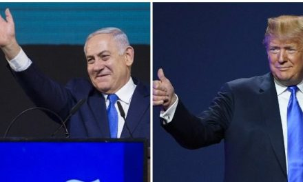Donald Trump Applauds Bibi Netanyahu's Apparent Victory