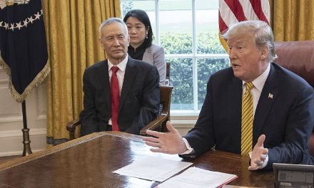 China says it is prepared to respond to all kinds of outcomes on US trade talks