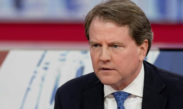 Donald Trump Directs Former Counsel Don McGahn to Ignore Subpoena