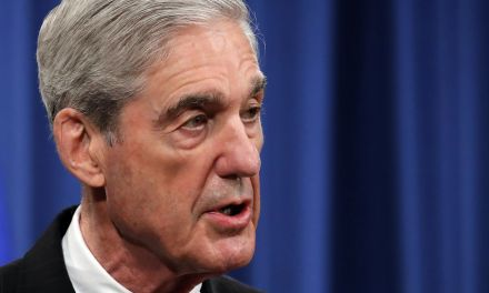 The Latest: Trump tweets his response to Mueller's statement