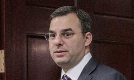 Justin Amash Makes Case for Impeachment—Again