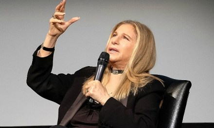 Barbra Streisand Hypothetical: 'If Male Republicans Could Get Pregnant, There'd Be Free Abortion Nationwide'