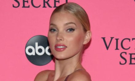 Elsa Hosk Goes Topless In Wild Instagram Photos