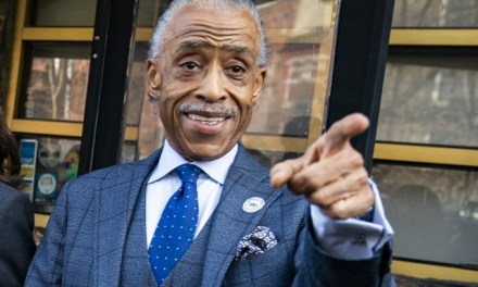 Al Sharpton: 'Absolutely' 'Sexist' Trump 'Intimidated' by 'Smart Woman' Pelosi | Breitbart