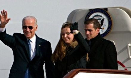 Biden: 'Not a Single Bit of Evidence' Son Asked Me to Help Him in Ukraine
