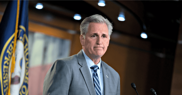 Kevin McCarthy: Alabama Abortion Ban 'Goes Further than I Believe'
