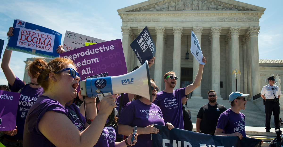 Legal battle heats up as more states test strict abortion bans