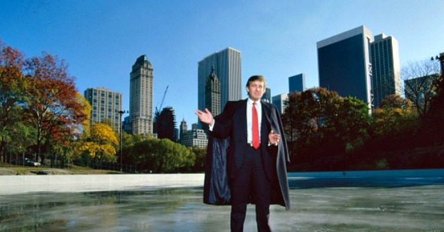 New York Times Publishes Trump Tax Data Spanning Ten Years   Breitbart
