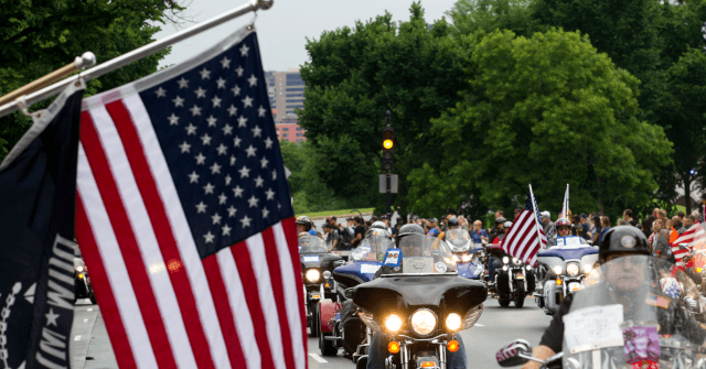 Trump Offers to Help Keep 'Rolling Thunder' Motorcycle Event in D.C.