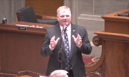 GOP state lawmaker says he misspoke on 'consensual rape'