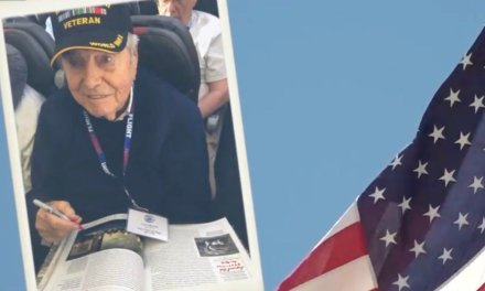 95-year-old Army vet dies during Honor Flight return after visiting National WWII Memorial