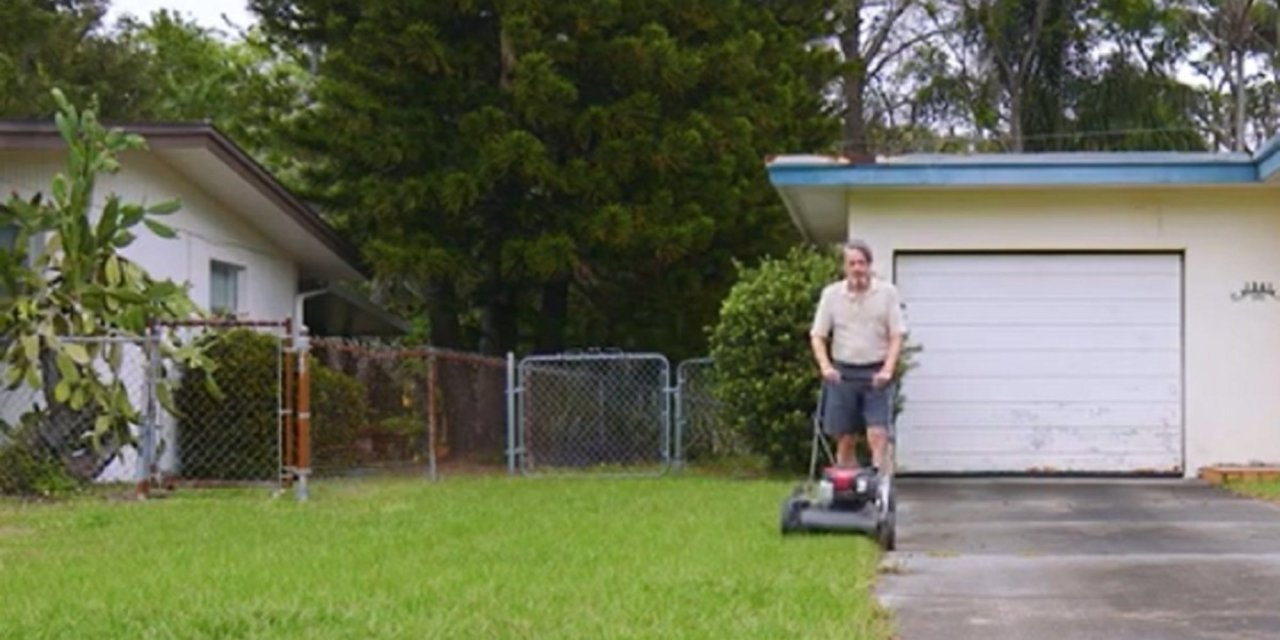 Florida city tries to take man's home over uncut grass following family loss