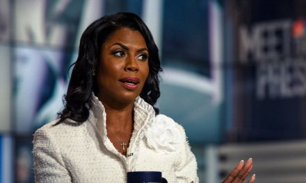 Omarosa squares off with White House again, now alleges campaign pay discrimination