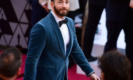 Twitter drools over actor Chris Evans — aka Captain America — after he blasts Alabama abortion bill on Twitter