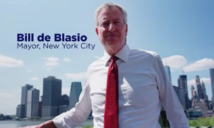NYC ultra-liberal Mayor Bill de Blasio enters 2020 presidential race with a fizzle