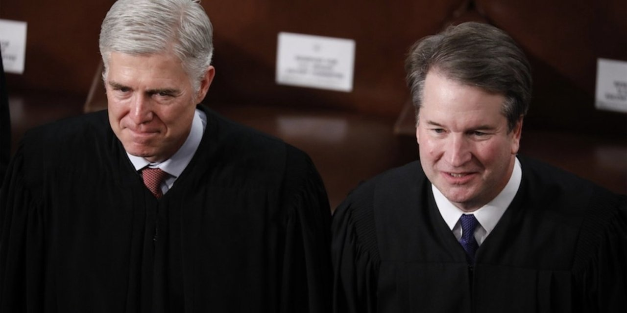 Dem senator threatens 'action' against 'radical' justices Kavanaugh, Gorsuch if they don't back Roe v. Wade